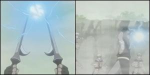 Fiche Technique de Sasuke Uchiha Raikyuu